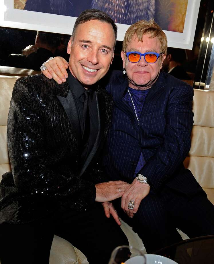 Sir Elton John (right) and his partner, FIZZ Las Vegas creative director David Furnish, are one of the longest publicly known duos on our gay power couples list. The pair began their relationship in 1993 and were wed on December 21, 2001 in a Civil Partnership in England and plan to get legally married sometime in 2014. The AIDS advocates and philanthropists are also the fathers of two sons. Photo: David Becker, WireImage