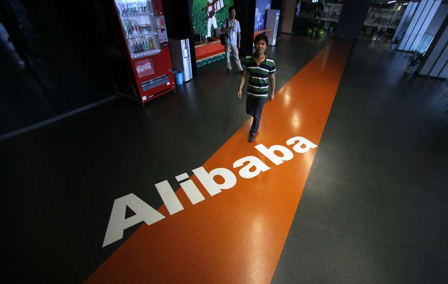Alibaba, China's biggest Internet company, will be the largest IPO in the U.S. since Facebook. Photo: Carlos Barria, Reuters