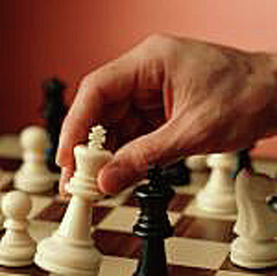 The youth and adult chess clubs of the Westport Library meet today, respectively, at 4 and 6:30 p.m. Photo: Westport Library / Westport News