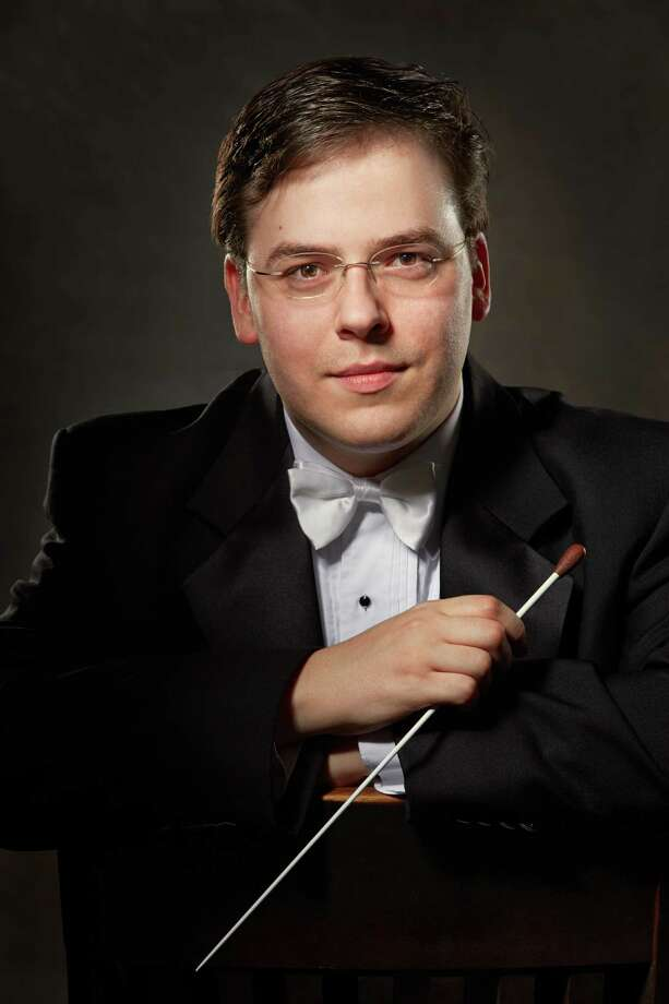 James Feddeck will conduct the Houston Symphony at Miller Outdoor Theatre on June 28. Photo: Peter Figen / 2013 All Rights Reserved