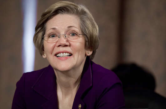 U.S. Senator Elizabeth Warren (D-Massachusetts) earned a degree in speech pathology from the University of Houston.RELATED: Celebrity alumni of 28 Texas universities Photo: SAUL LOEB, Getty Images / 2014 AFP