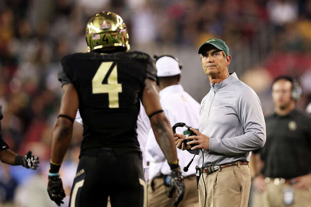 Current Baylor football coach Art Briles was a former head coach at the University of Houston.