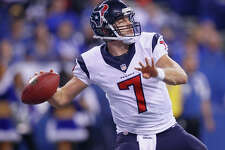 Houston Texans quarterback Case Keenum threw for over 19,000 yards in his career as a quarterback at the University of Houston.