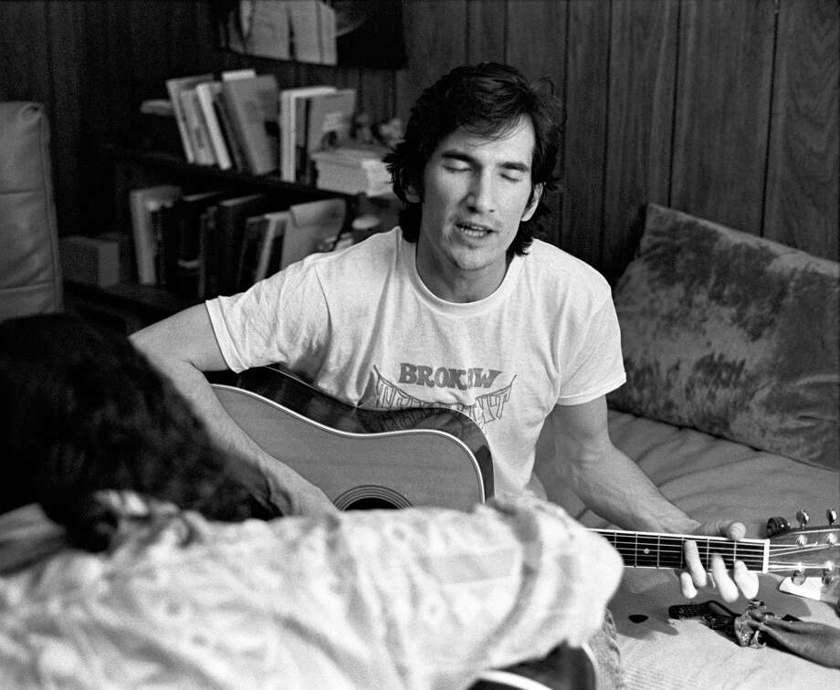 Texas singer-songwriter Townes Van Zandt was accepted into the University of Houston pre-law program in 1965.RELATED: Celebrity alumni of 28 Texas universities Photo: Tom Hill, Getty Images / Tom Hill