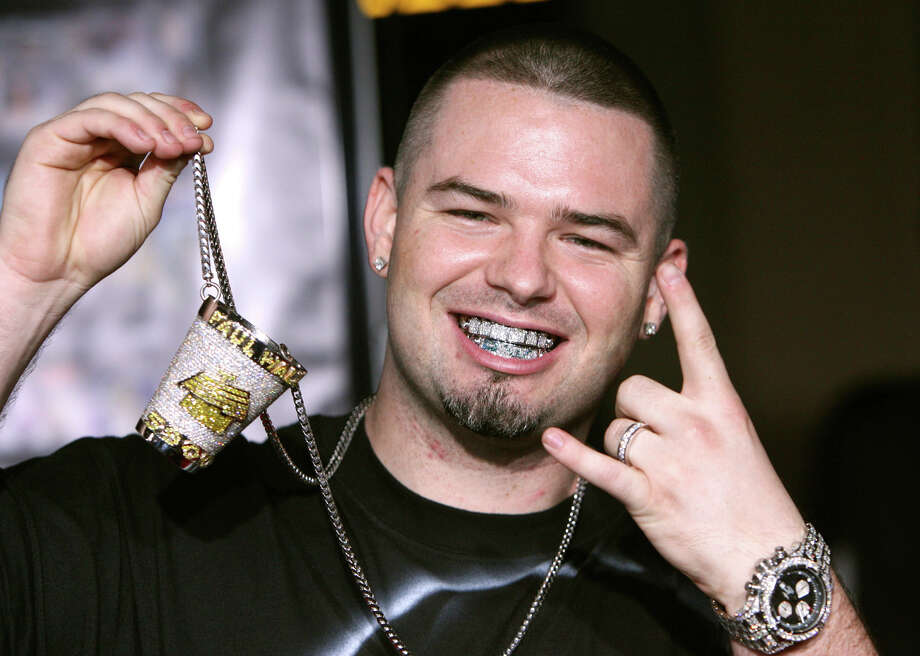 Rapper Paul Wall studied mass communications at the University of Houston for three years.RELATED: Celebrity alumni of 28 Texas universities Photo: Jason Merritt, Getty Images / FilmMagic