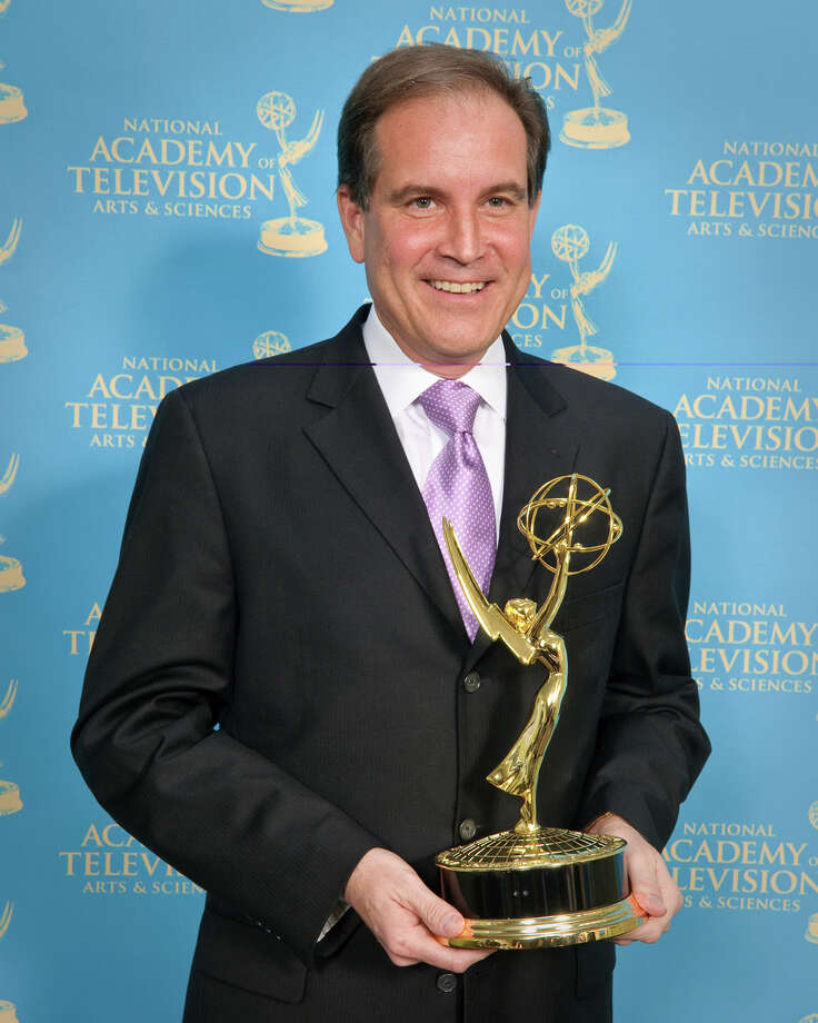 Sports announcer Jim Nantz studied broadcast journalism and played on the University of Houston golf team.RELATED: Celebrity alumni of 28 Texas universities Photo: Marc Bryan-Brown, Getty Images / 2009 Marc Bryan-Brown