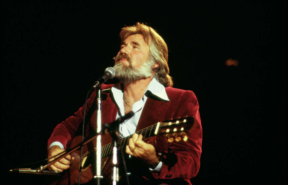 Country legend Kenny Rogers was a Houston native and attended college at the University of Texas. See photos of Kenny Rogers through the years...