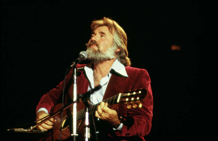 Country legend Kenny Rogers was a Houston native and attended college at the University of Texas.