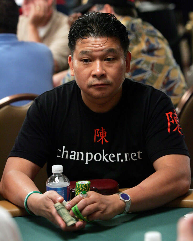 Professional poker champ Johnny Chan majored in hotel and restaurant management at the University of Houston before dropping out to pursue professional gambling in Las Vegas.