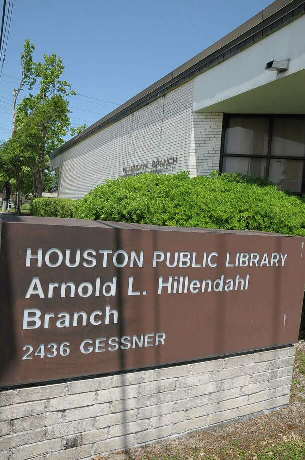 The Hillendahl Neighborhood Library is expected to reopen in mid-summer. Photo: Â Tony Bullard 2014, Freelance Photographer / © Tony Bullard & the Houston Chronicle