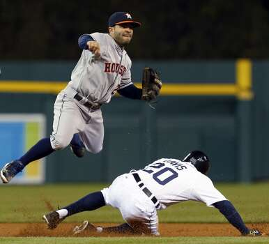 May 5: Tigers 2, Astros 0  The Astros ran into a buzz-saw in reigning AL Cy Young Award winner Max Scherzer, and ran themselves out of scoring opportunities en route to a shutout loss to the Tigers.  Record: 10-22. Photo: Paul Sancya, Associated Press