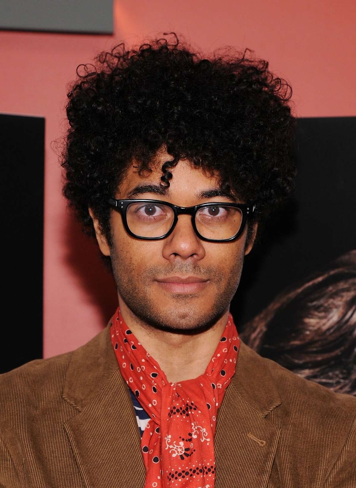 """NEW YORK, NY - APRIL 30: Director Richard Ayoade attends """"The Double"""" screening at Sunshine Landmark on April 30, 2014 in New York City. (Photo by Ilya S. Savenok/Getty Images)"""