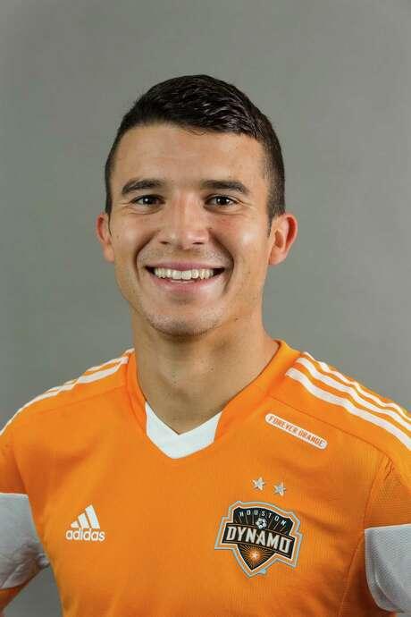 Servando Carrasco Houston Dynamo  2014 MLS photo Photo: NA / ONLINE_YES