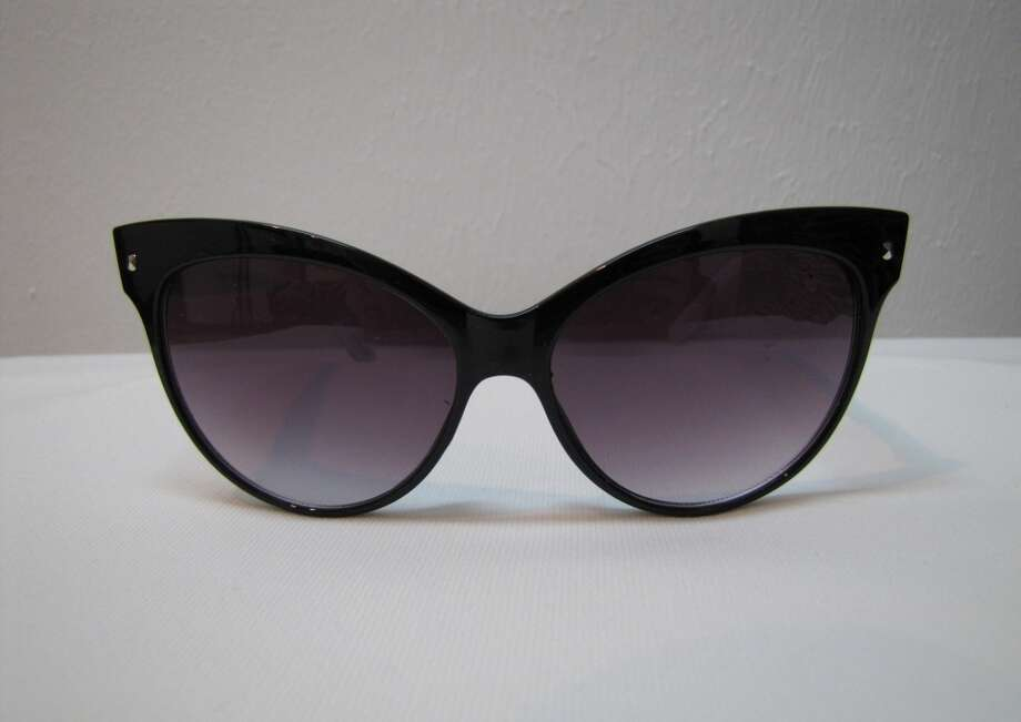 Cat eye sunglasses, $7, Act II Consignment Photo: Cat5
