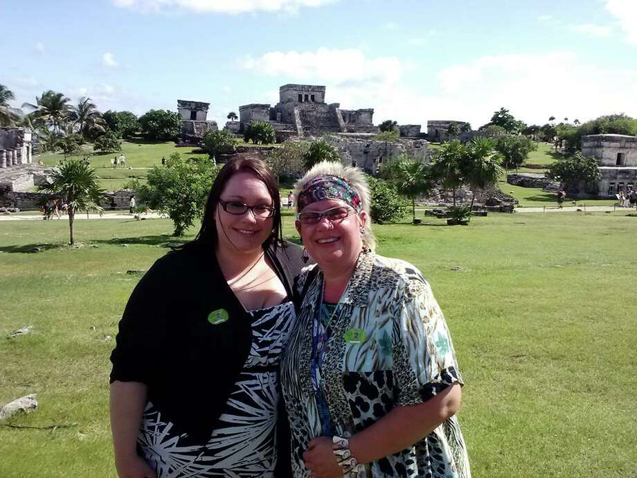 "Jennifer Schexenider Landry: ""Jennifer and Amber Landry Port Neches,Tx"""