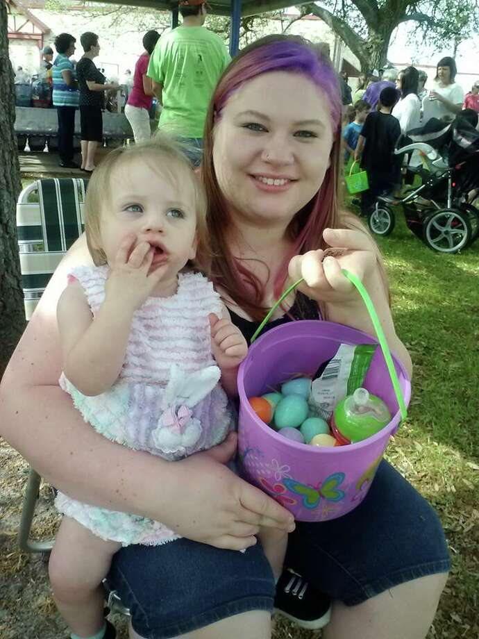 "Jennifer Schexenider Landry: ""Holly and Autumn Cantrell Port Arthur,Tx"""