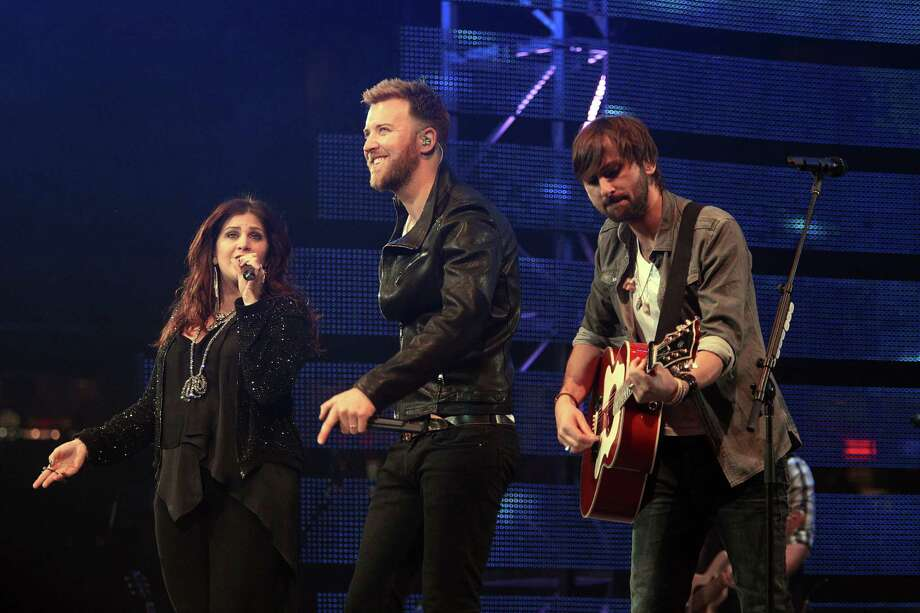 Lady Antebellum Photo: Mayra Beltran, Staff / © 2013 Houston Chronicle