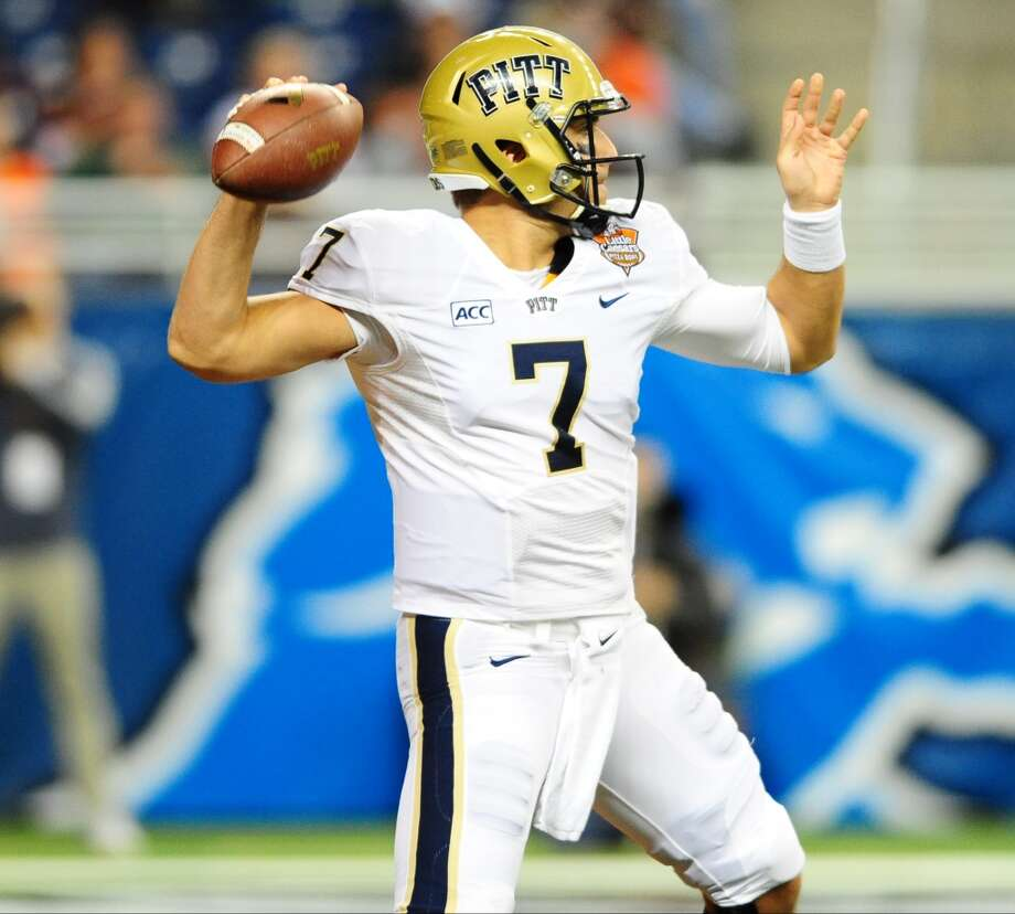 34. Tom Savage, QB   6-4, 228, Pittsburgh Photo: Diamond Images, Diamond Images/Getty Images