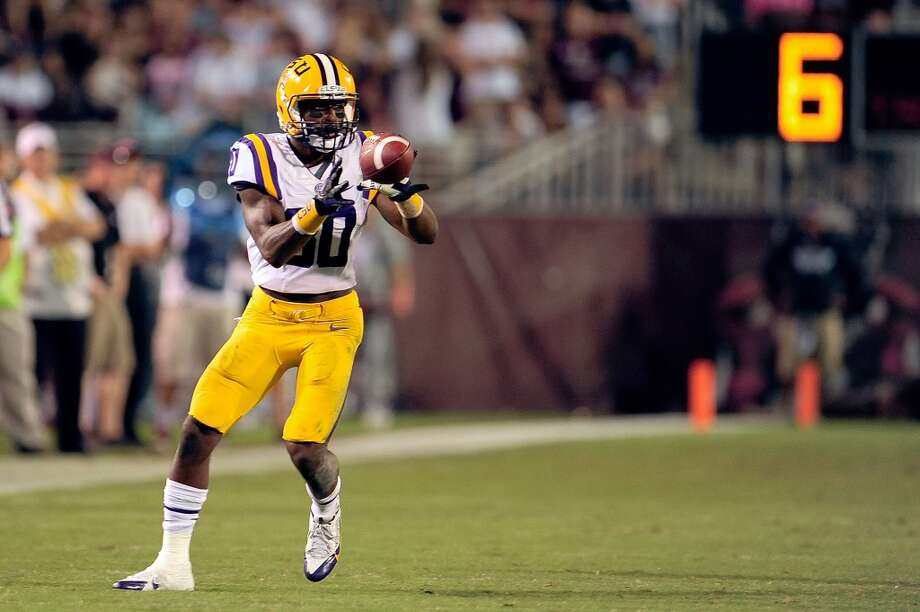 31. Jarvis Landry, WR  5-11, 205, LSU Photo: Stacy Revere, Getty Images