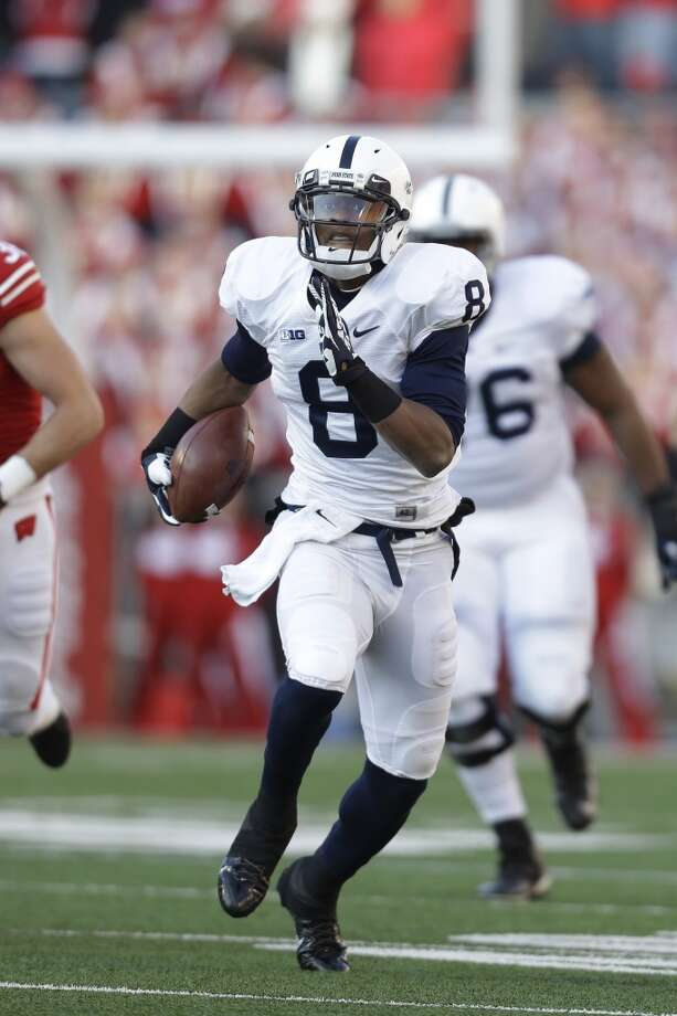 22. Allen Robinson, WR  6-2, 220, Penn State Photo: Mike McGinnis, Getty Images