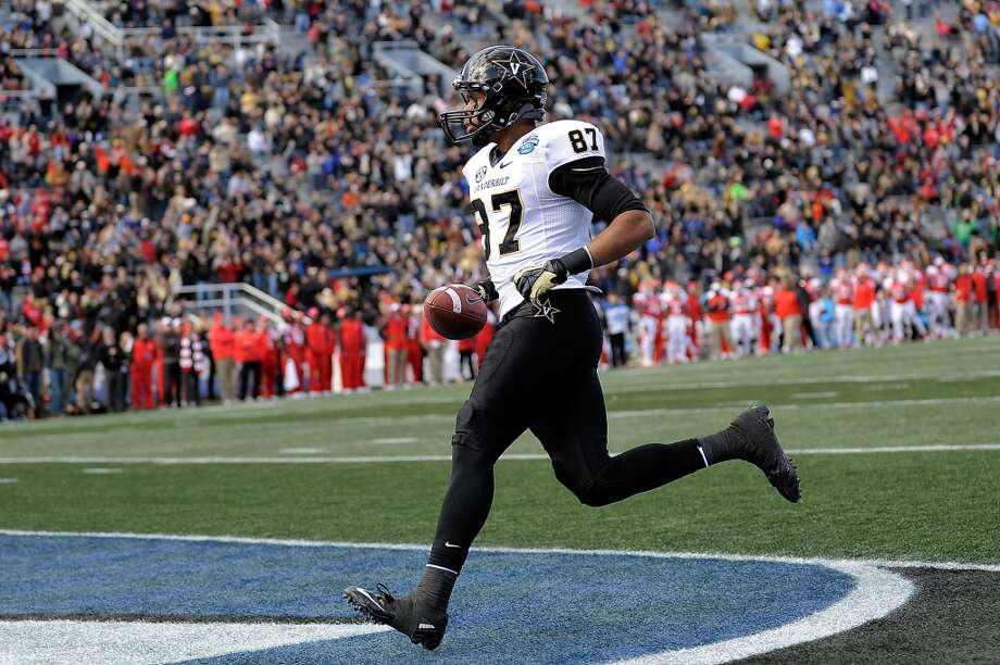 20. Jordan Matthews, WR  6-3, 212, Vanderbilt Photo: Stacy Revere, Getty Images
