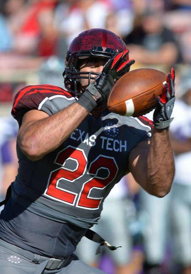 4. Jace Amaro, TE  6-5, 265, Texas Tech Photo: John Weast, Getty Images