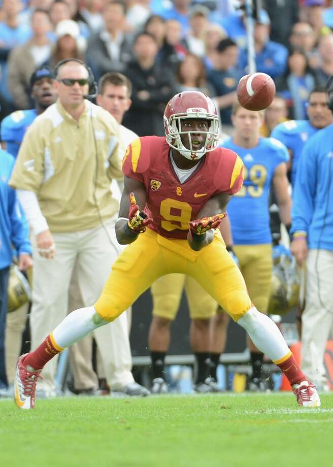 3. Marqise Lee, WR  6-0, 192, USC Photo: Harry How, Getty Images