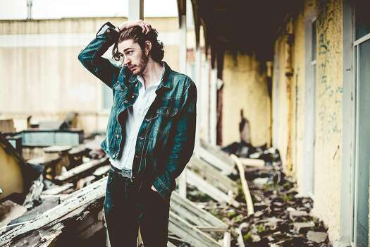 March 19, 2015Hozier: The Irish musician will perform to a sold-out crowd at Warehouse Live. Photo: Dara Munnis, Columbia