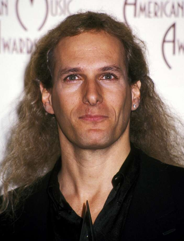 Michael Bolton Photo: Ron Galella, WireImage