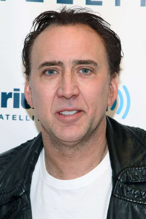 Nicolas Cage Photo: Taylor Hill, Getty Images