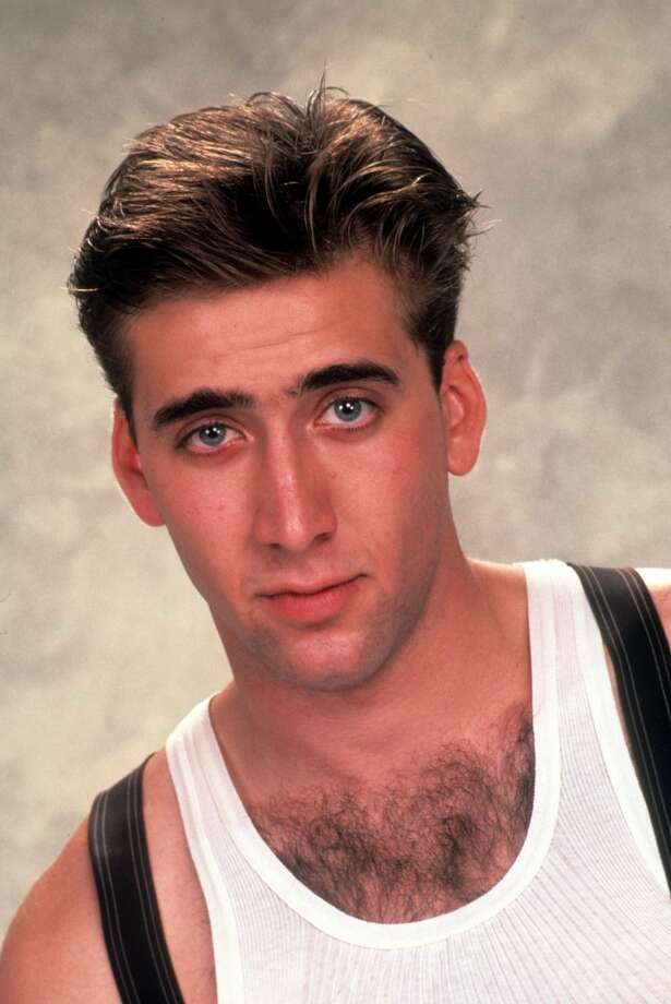 Even Nicolas Cage from 1984 is not impressed. Photo: Michael Ochs Archives, Getty Images