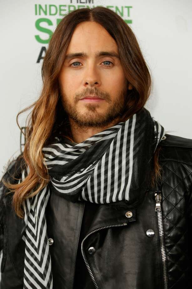 We can't put bad-hair Jared Leto in and not include amazing-hair Jared Leto. Photo: Jeff Vespa, WireImage