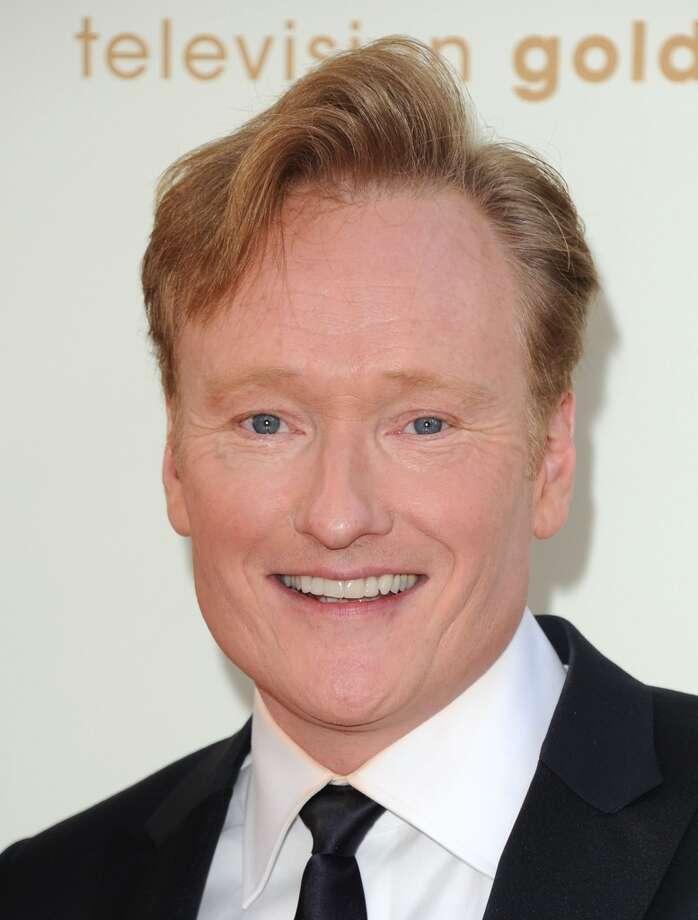 Conan O'Brien Photo: Jon Kopaloff, FilmMagic
