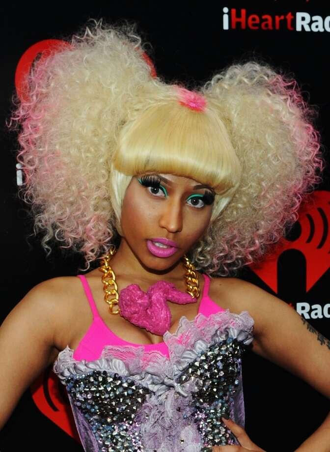 Nicki Minaj Photo: Michael Buckner