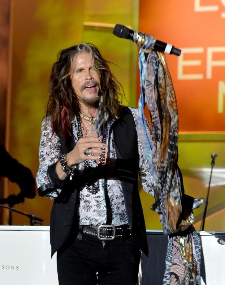 Steven Tyler Photo: Michael Buckner