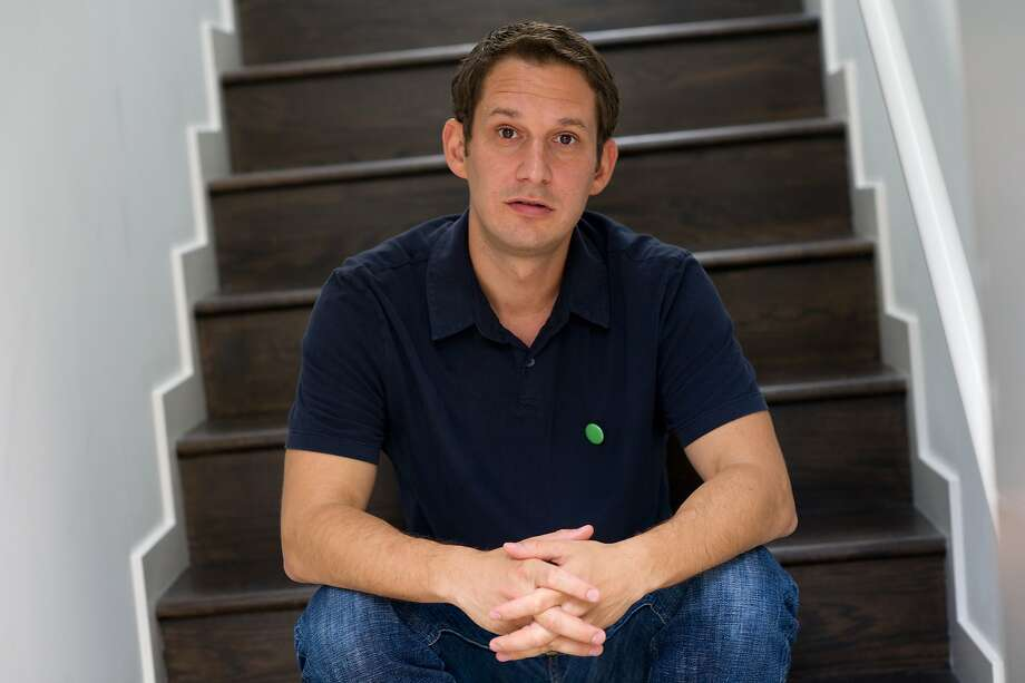 Tipping Point Community founder Daniel Lurie. Photo: David Paul Morris, Special To The Chronicle
