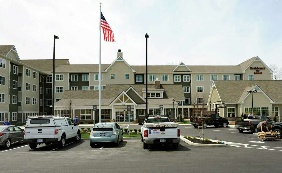 New Residence Inn by Marriott on Wednesday, May 7, 2014, in Clifton Park, N.Y. (Cindy Schultz / Times Union) Photo: Cindy Schultz / 00026769A