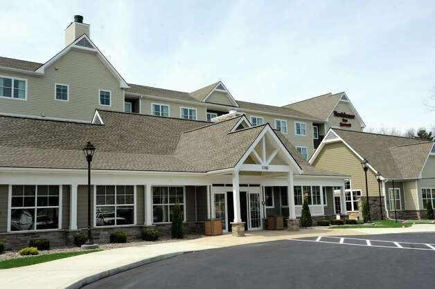 Clifton Park's newest hotel, a Residence Inn by Marriott opened in May 2014. Photo: Cindy Schultz / 00026769A