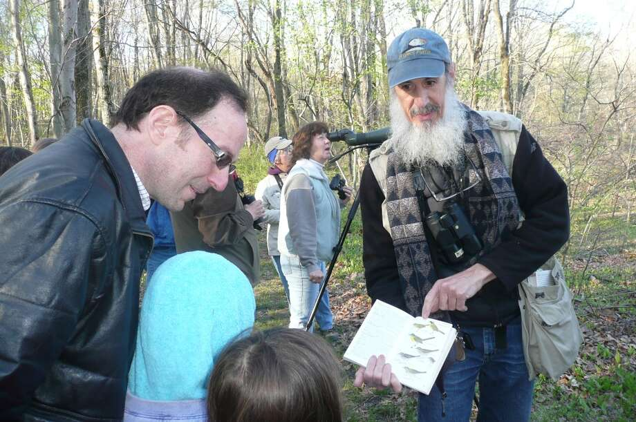 GREENWICH Hike through Audubon Greenwich's main sanctuary from 9:15 to 11 .m. Sunday, June 8.Click here for more info.
