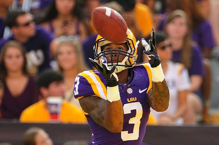 15. Pittsburgh: Odell Beckham Jr., WR, LSU.  A candidate to replace three receivers lost over the last two years.  Mock 5: Darqueze Dennard, CB, Michigan State. Photo: Stacy Revere, Getty Images