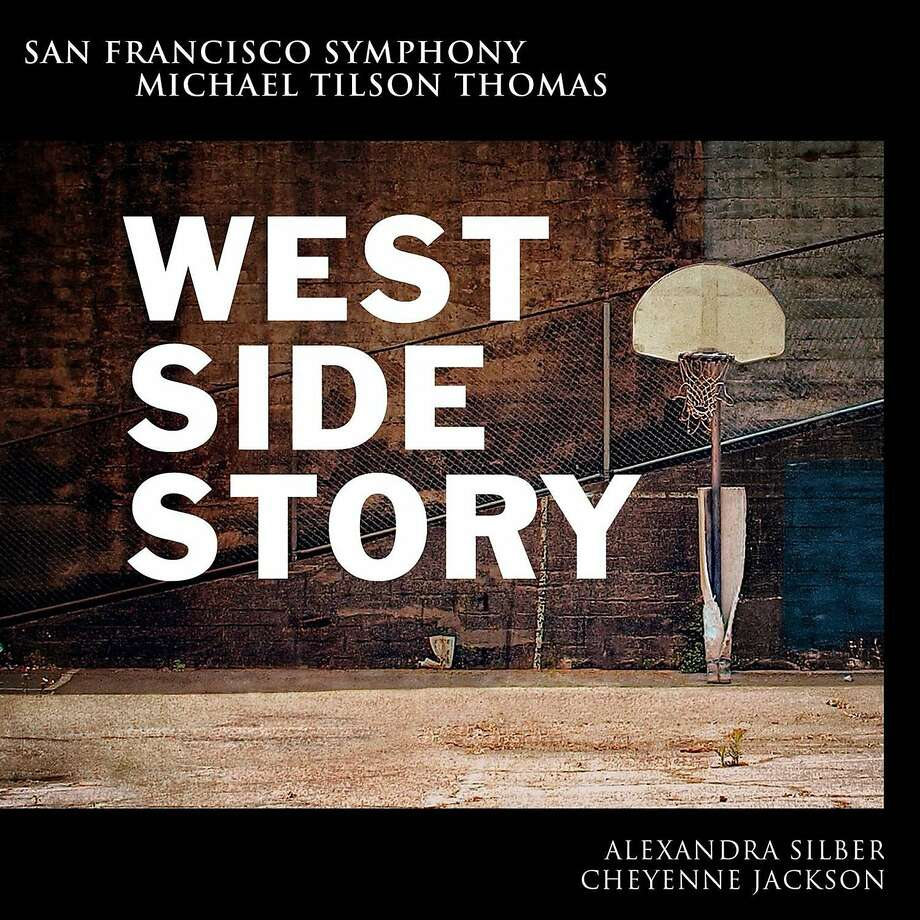 CD cover, Bernstein West Side Story Photo: SFS Media