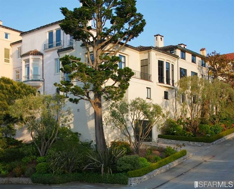 The Pacific Heights home was expanded to 6,175 square feet. Photo: MLS