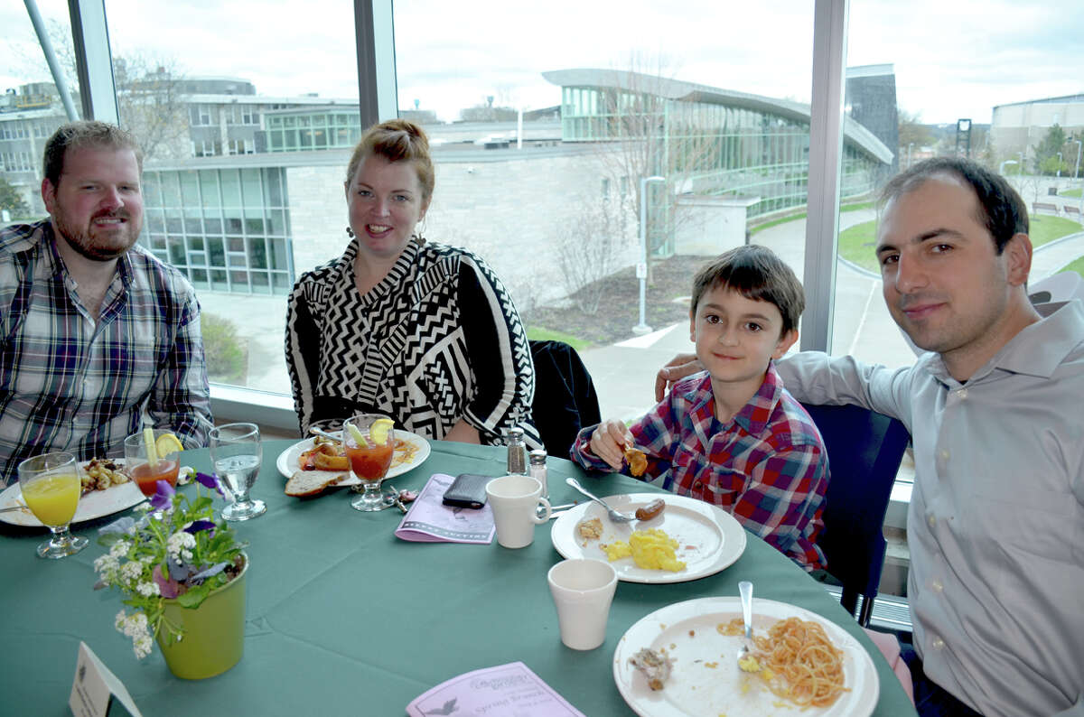Were you Seen at the Capital District Community Gardens' 27th Annual Spring Brunch at Hudson Valley Community College's Siek Campus Center in Troy on Sunday, May 4, 2014?