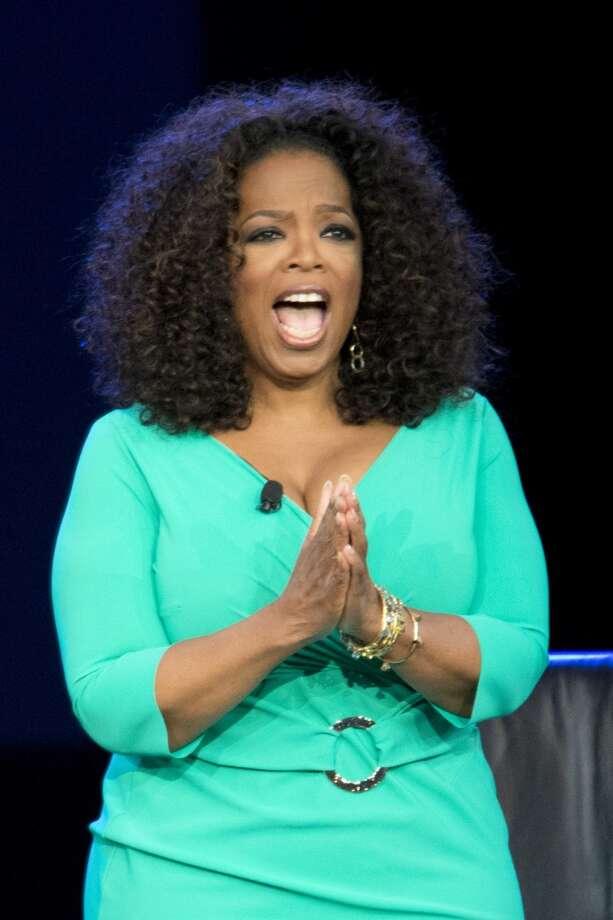 #4 Oprah Winfrey(Jan. 29, 1954)