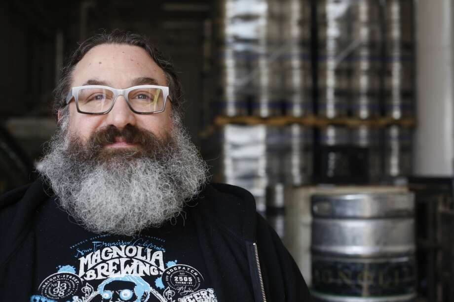 Magnolia Brewpub founder Dave McLean. Photo: Mike Kepka, The Chronicle
