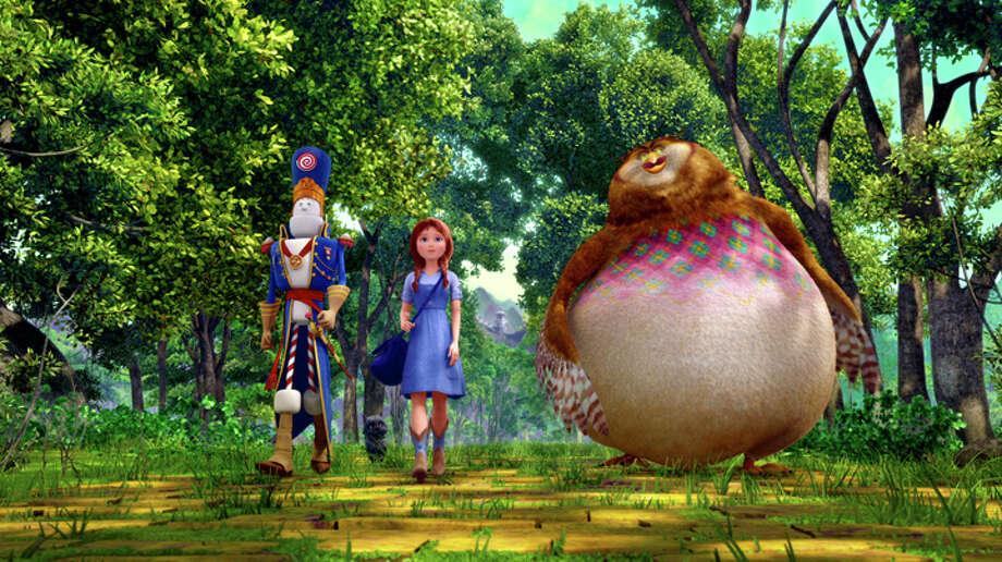 """""""Legends of Oz: Dorothy's Return"""""""