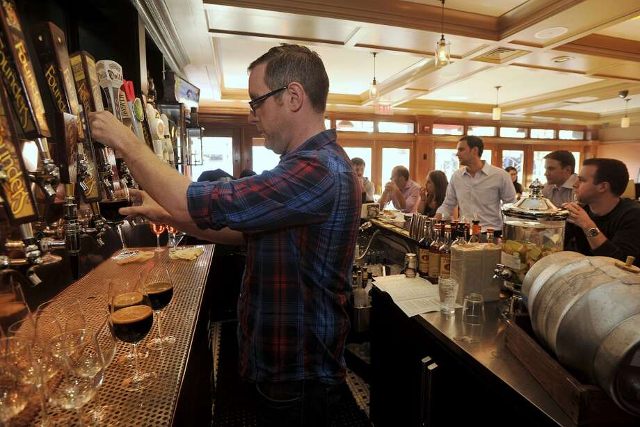 Tap takeovers and Barrel Aged Beers at Cask Republic – The region's newest craft beer bar will have you drooling like Homer Simpson all week. They kick things off Monday with an East Coast-West Coast battle (over IPAs) and continue with a Sierra Nevada/Oskar Blues and Connecticut tap takeovers on Tuesday and Wednesday, respectively. Friday is unquestionably the big day, with an evening centered on barrel aged bottles and draught beers. And that's just a sampling of what's going on (visit their website for more events). 191 Summer St., Stamford. 203-348-2275, caskrepublic.com. Photo: Jason Rearick