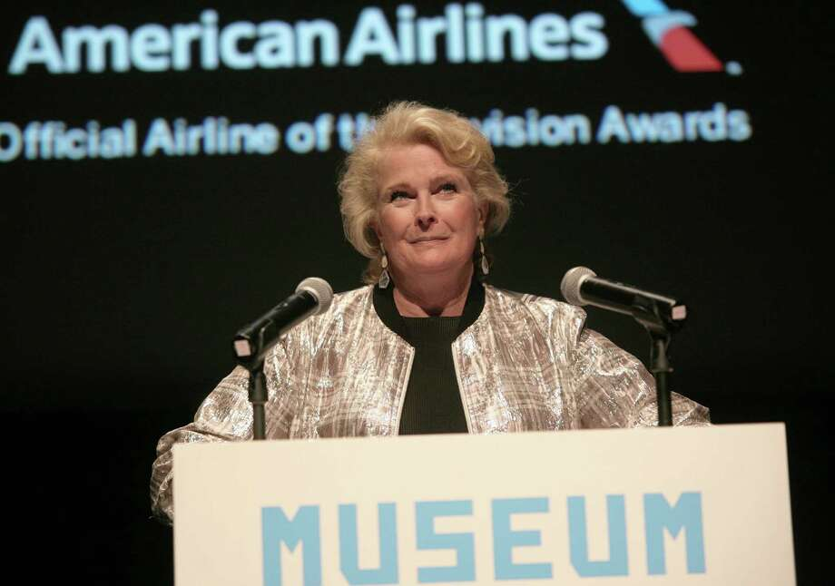 Actress Candice Bergen appears onstage at the 2013 Envision Awards presented by the Museum of the Moving Image, on Tuesday, June 11, 2013 in New York. (Photo by Andy Kropa/Invision/AP) Photo: Andy Kropa / Invision