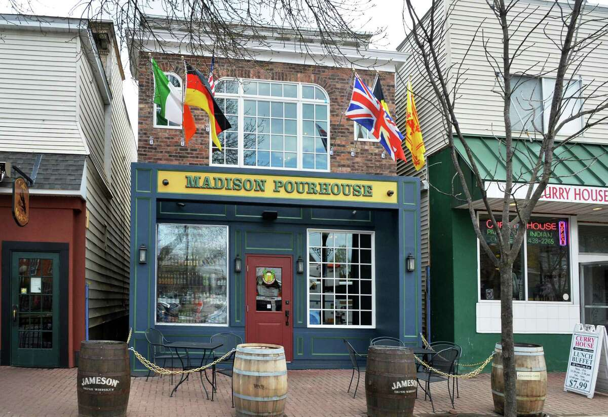 Madison Pour House 1110 Madison Avenue Albany 518-813-9824 View Web site