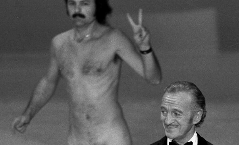 Streaking is so 1970s. Photo: AP